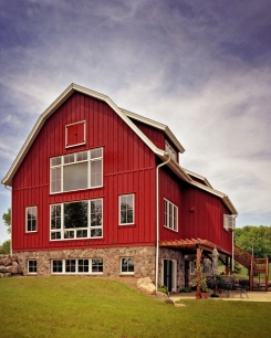 barn style homes
