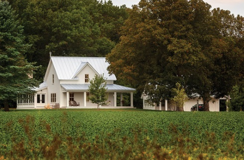 Standout farmhouse designs inspiring farm and barn homes for Farm house plans with photos