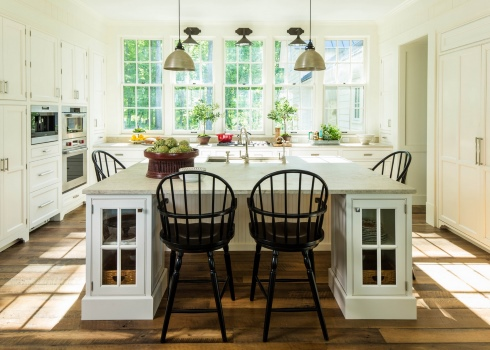 farmhouse kitchen design