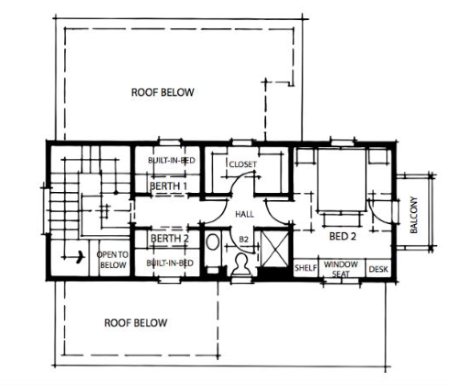 Small Cottage House Plans on modular home plans