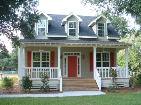 small cottage home plans - Small Farm Cottage House Plans