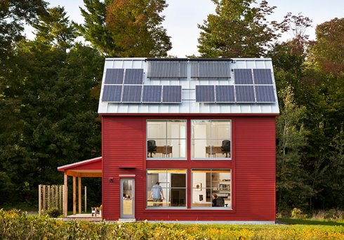 charming solar powered home designs. small farmhouse Small Farmhouse Plans Country Cottage Charm