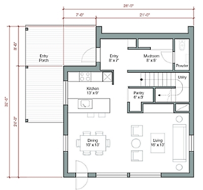 Small Farmhouse Plans