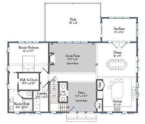 Barn Style House Plans...Home Sweet Home! on house floor plans with 2 master suites, best master suite, house plans 2 master bedroom floor plans, house master bedroom interior design, house plans with dual master suites, 2 bedroom house plans with master suite,