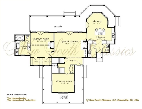 Farm House Plans for Today! on