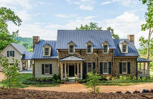 country farmhouse plans