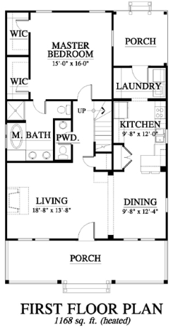 Small Country House Plans...